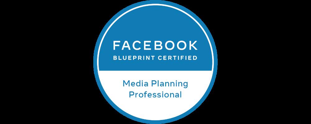Facebook Blueprint Logo