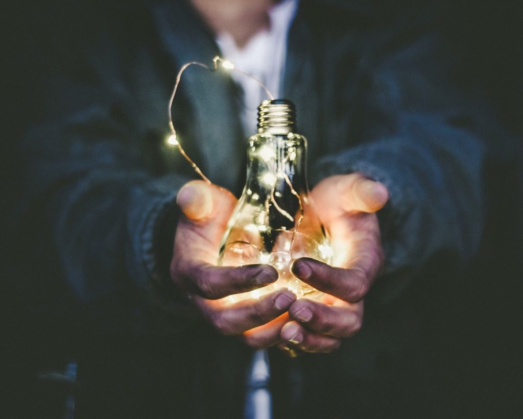 Regole per essere un buon imprenditore, trattenere le idee.