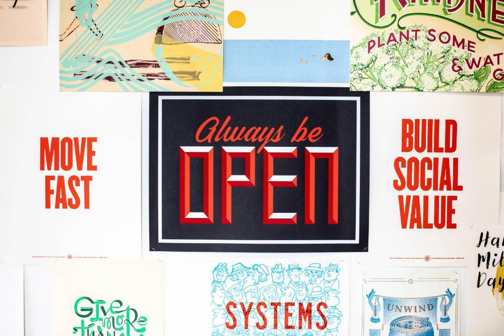 Risorse aggiuntive Be open