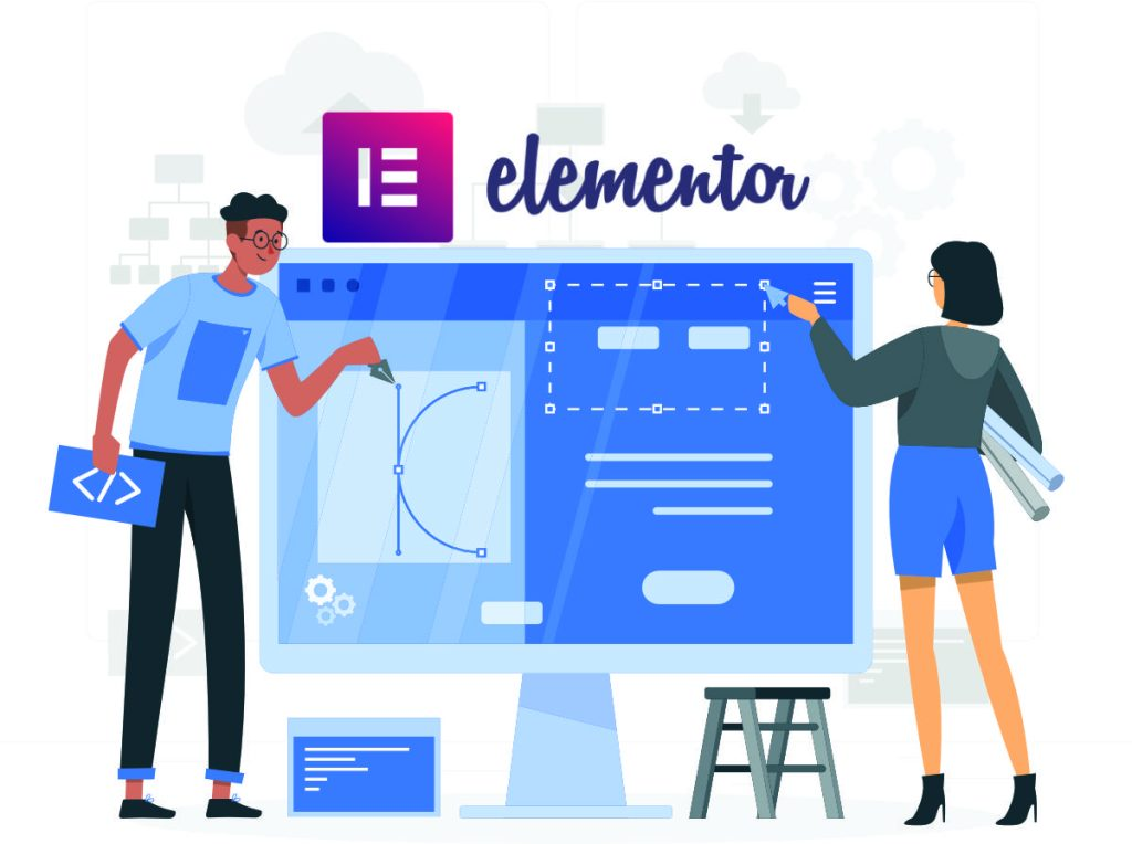 Elementor per WordPress Cover