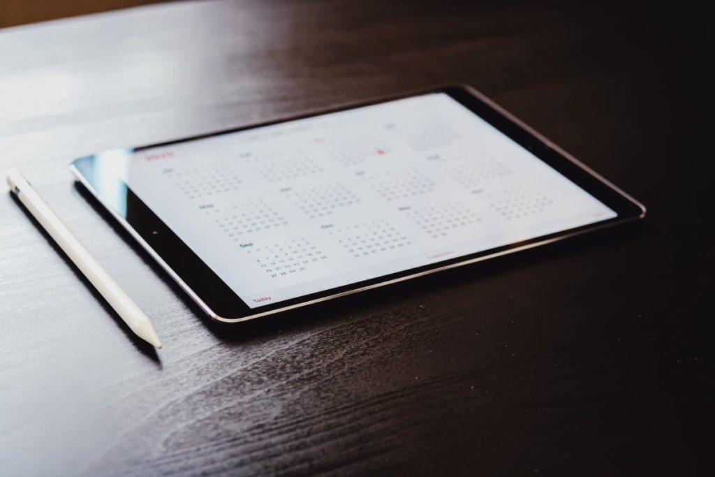 Parliamo di pratica nel calendario editoriale