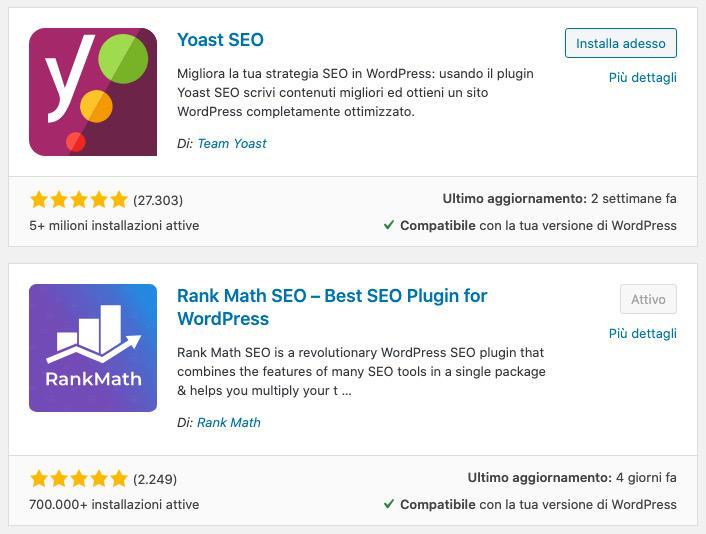 Rank Math vs Yoast Plugin cover