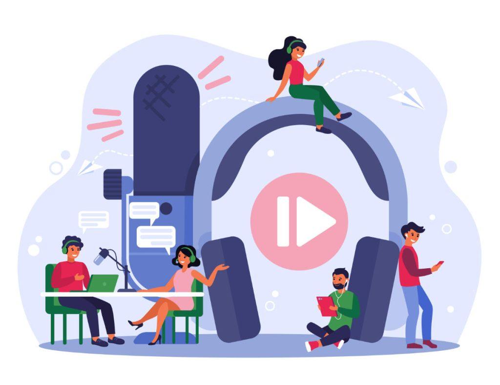 Ripubblicare contenuti podcast