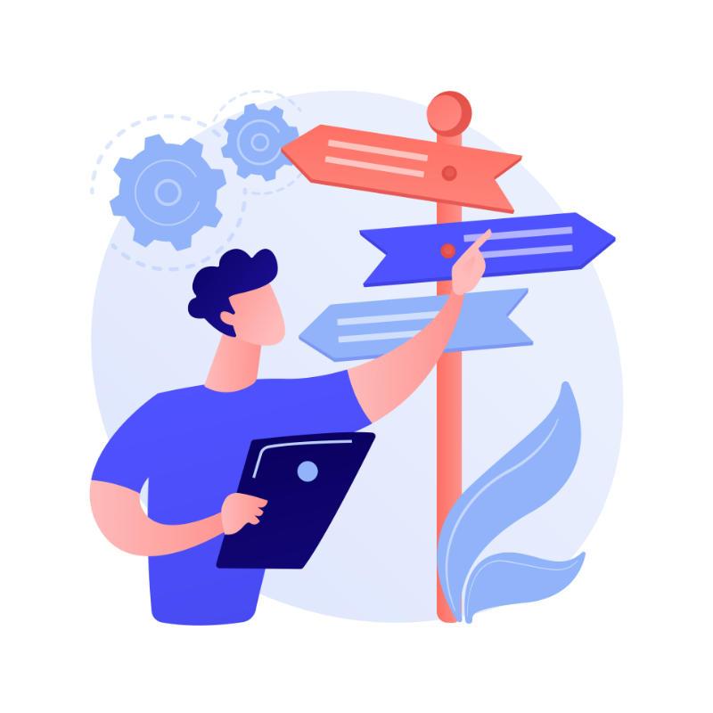 Strategie di link building tipi di link