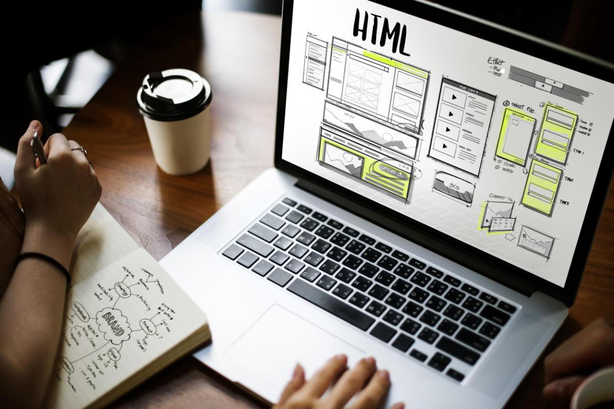 progettare il tuo sito web design HTML